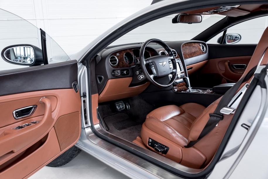 Голландцы продают Bentley Continental GT для бездорожья 4