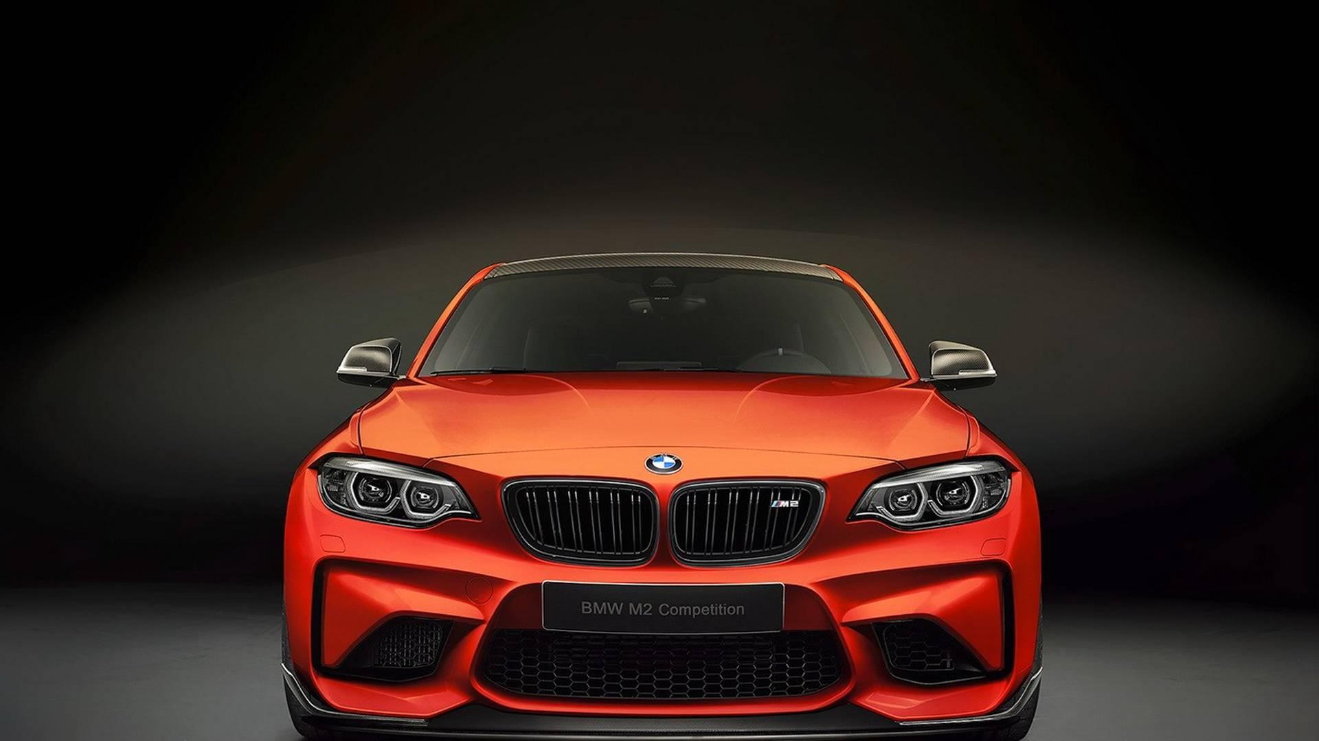 BMW выкатит «безумный» M2 Competition 1