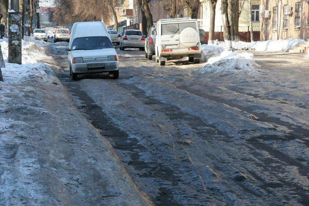 ГСЧС предупреждает украинских автомобилистов 2