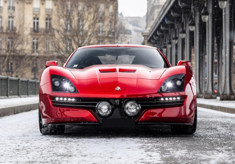 Из Corvette сделают эксклюзивный 1000-сильный суперкар 1