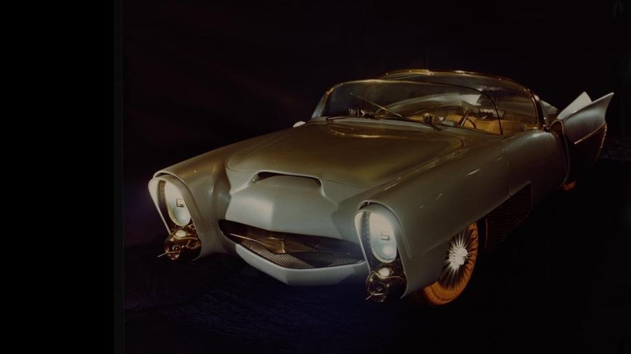 С молотка пустят самый продвинутый автомобиль 1950-х годов 1