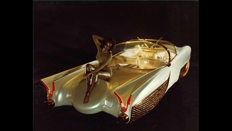 С молотка пустят самый продвинутый автомобиль 1950-х годов 2