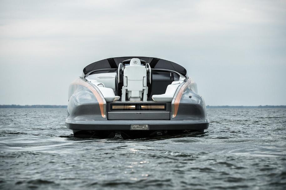 Toyota будет строить яхты 1