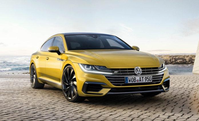 Volkswagen Arteon станет универсалом 1