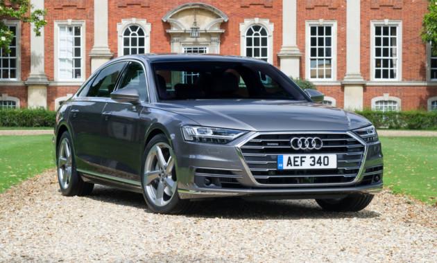 Audi «попрощается» с двигателем V12 2