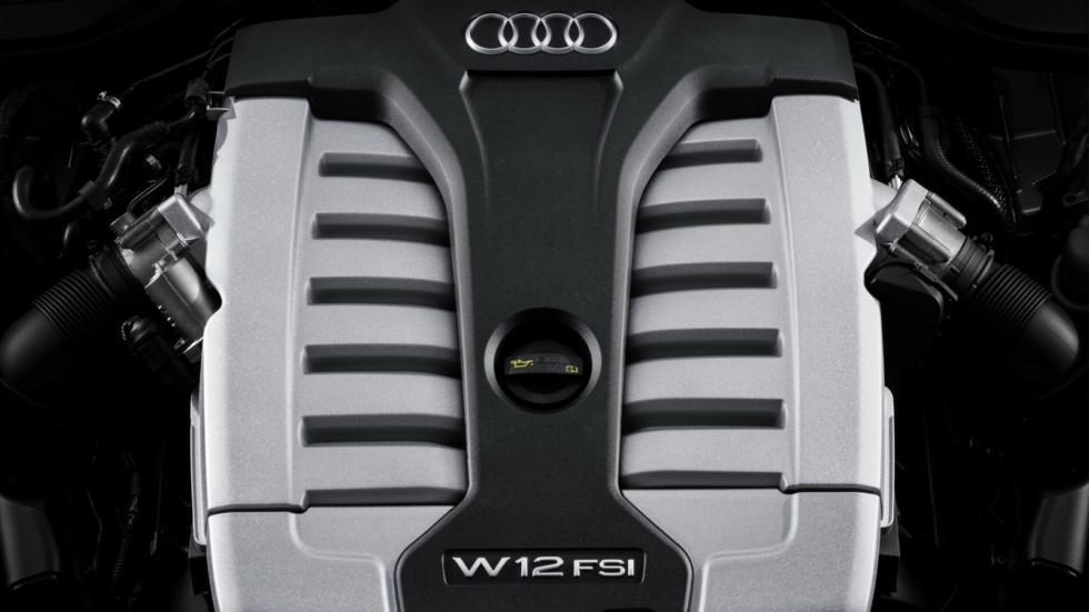 Audi «попрощается» с двигателем V12 1