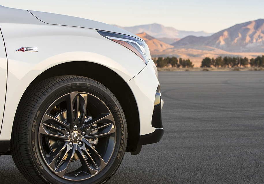 Acura продемонстрировала первое изображение нового RDX 1