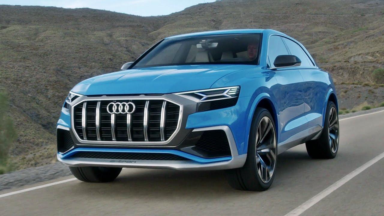 Audi объявила сроки премьеры кроссовера Q8 1