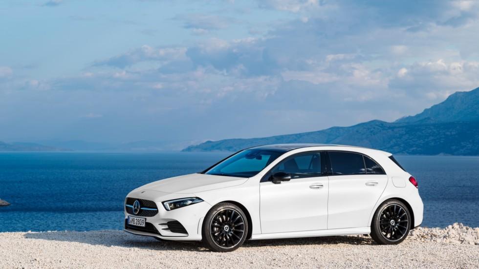 Mercedes-Benz выпустит семиместный компакт 1