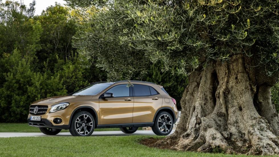 Mercedes-Benz выпустит семиместный компакт 3
