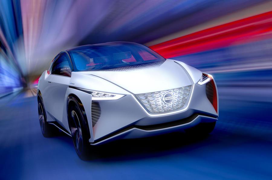 «Умопомрачительный» кроссовер Nissan отправится в серию 1