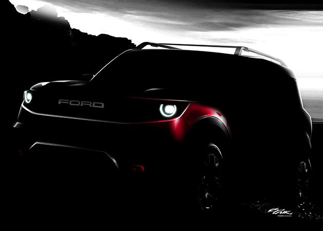 Ford «подразнил» новым Bronco и анонсировал новый Mustang 1