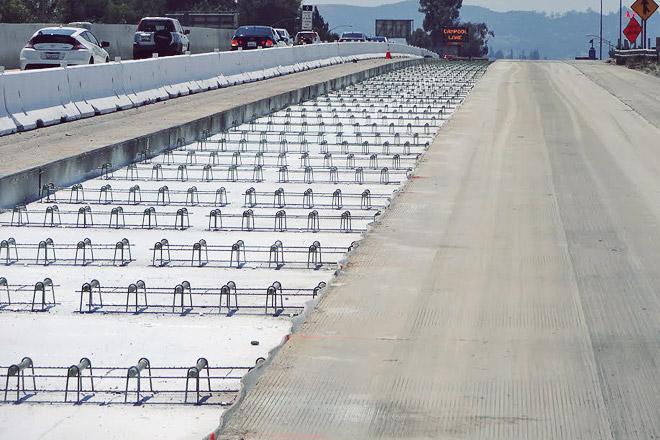 В министерстве инфраструктуры объявили начало «эры бетонных дорог» 1