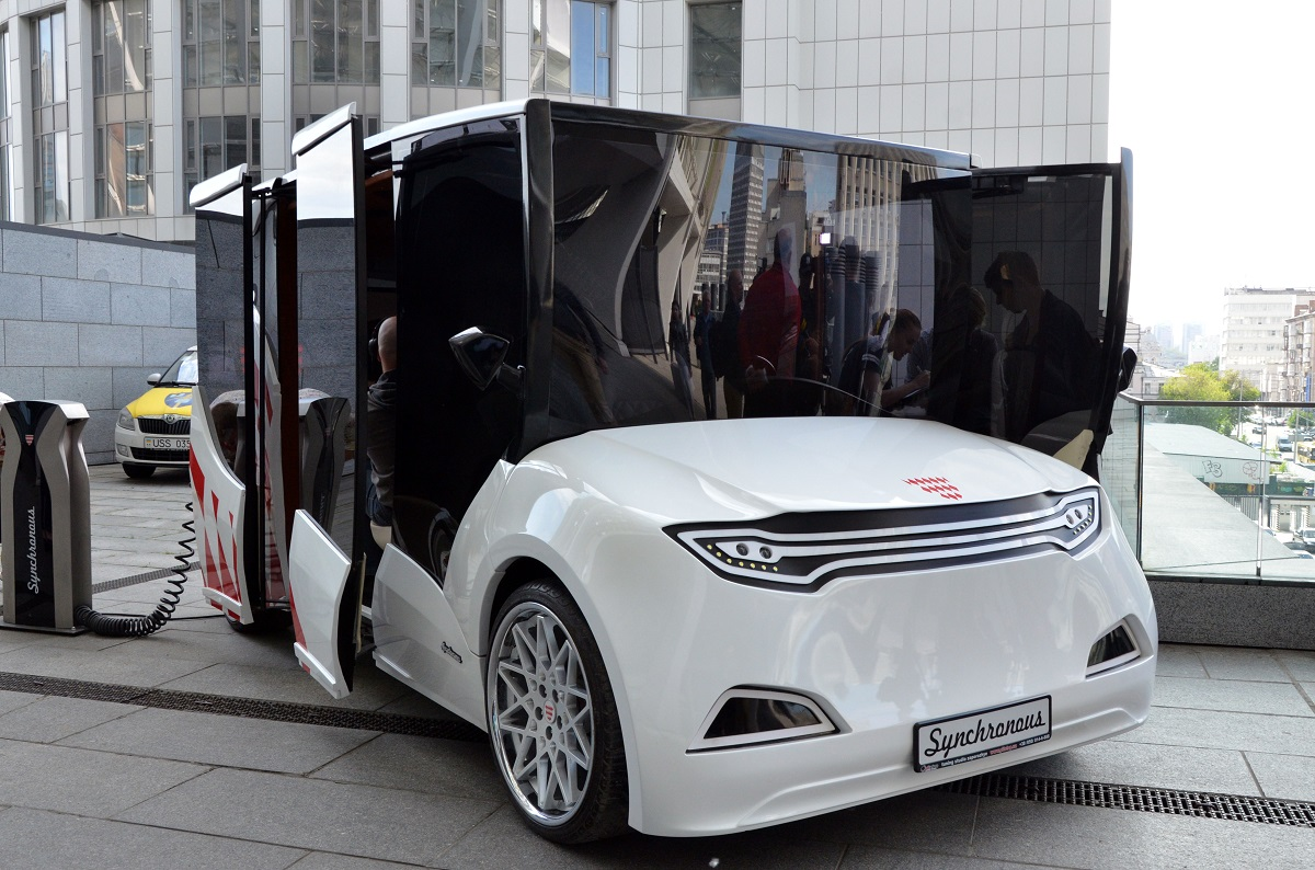 Украина опустилась в рейтинге развития электромобилей 1