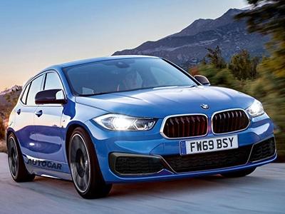 BMW выпустит шесть переднеприводных моделей 1