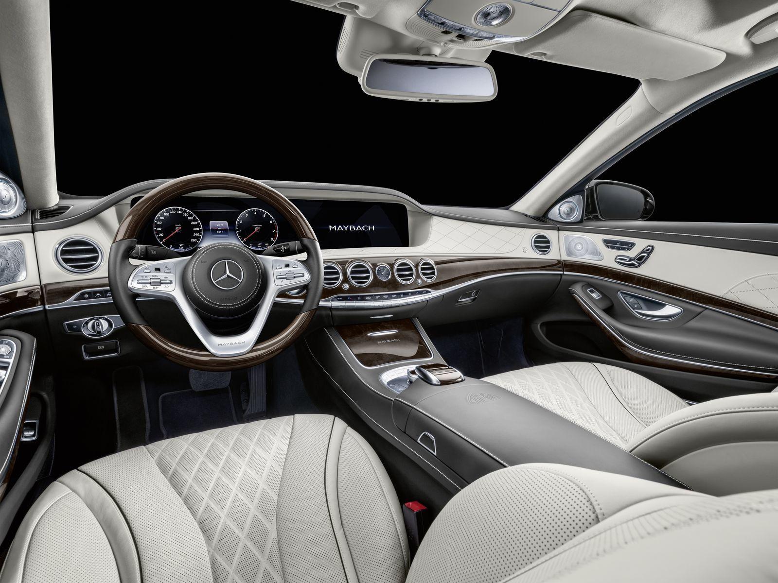 Mercedes-Maybach обновил лимузин Pullman 2