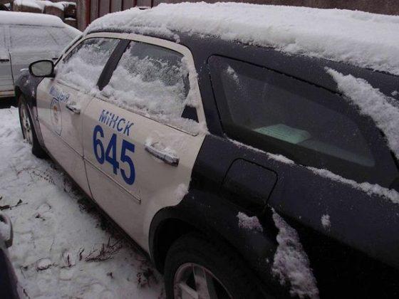 Автомобиль из президентского кортежа выставили на торги 2