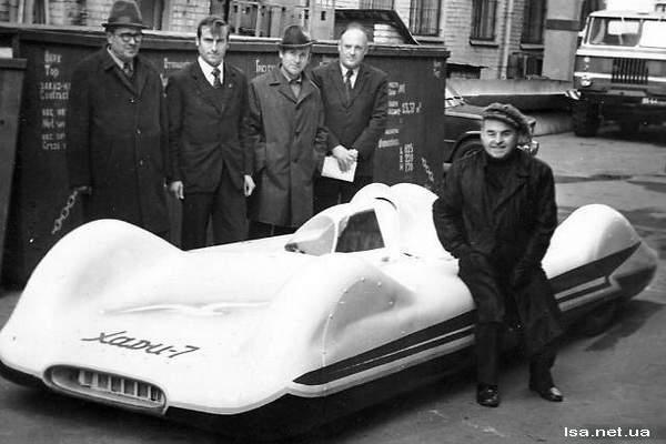 Каким был украинский «Bugatti Chiron» 1