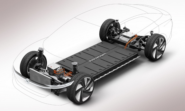 Volkswagen закупил батареи для электромобилей на 20 миллиардов евро 2
