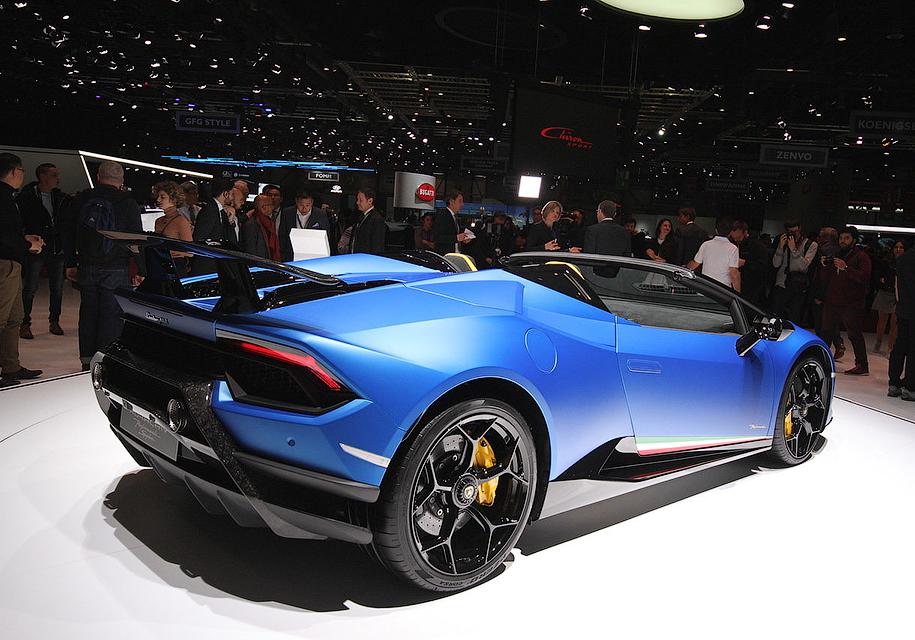 Самый крутой Lamborghini Huracan остался без крыши 2