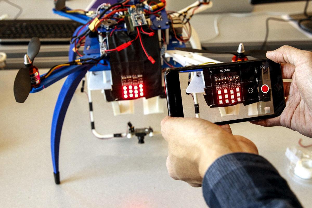 Ford предлагает оснастить дроны аналогом автомобильных номеров 1