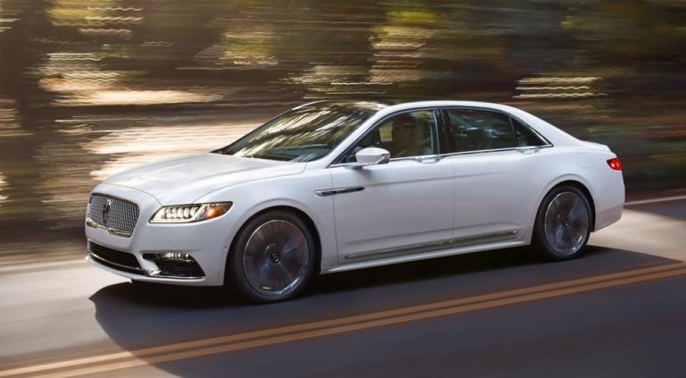 Lincoln Continental «уйдет на пенсию» 1
