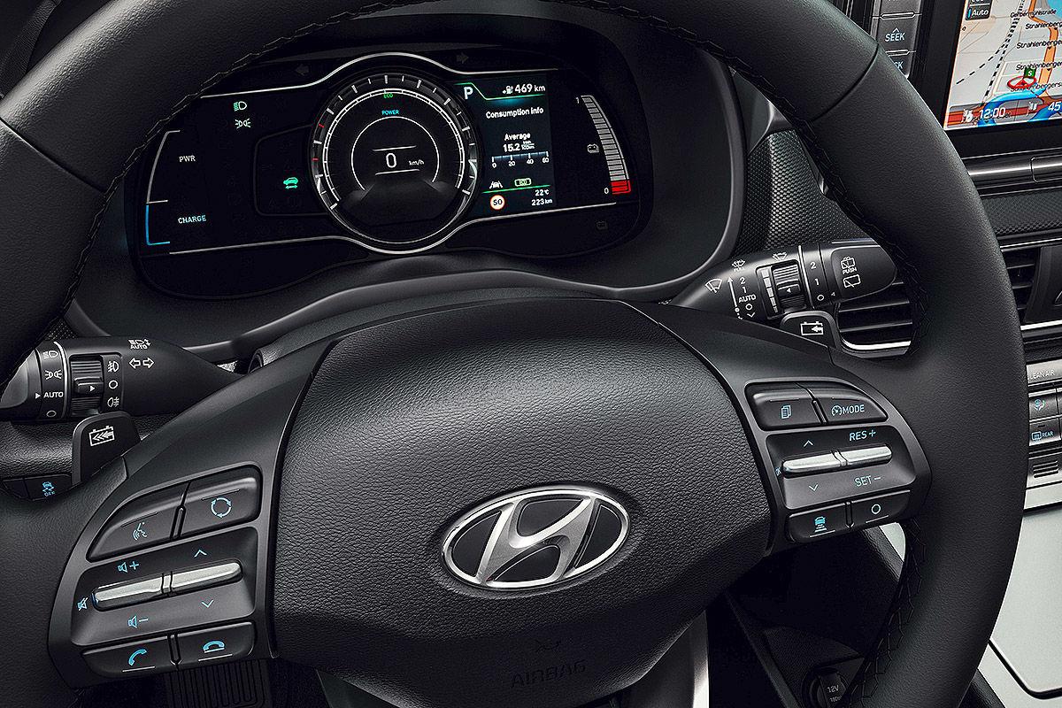 «Свежий взгляд»: обзор электрического Hyundai Kona 3