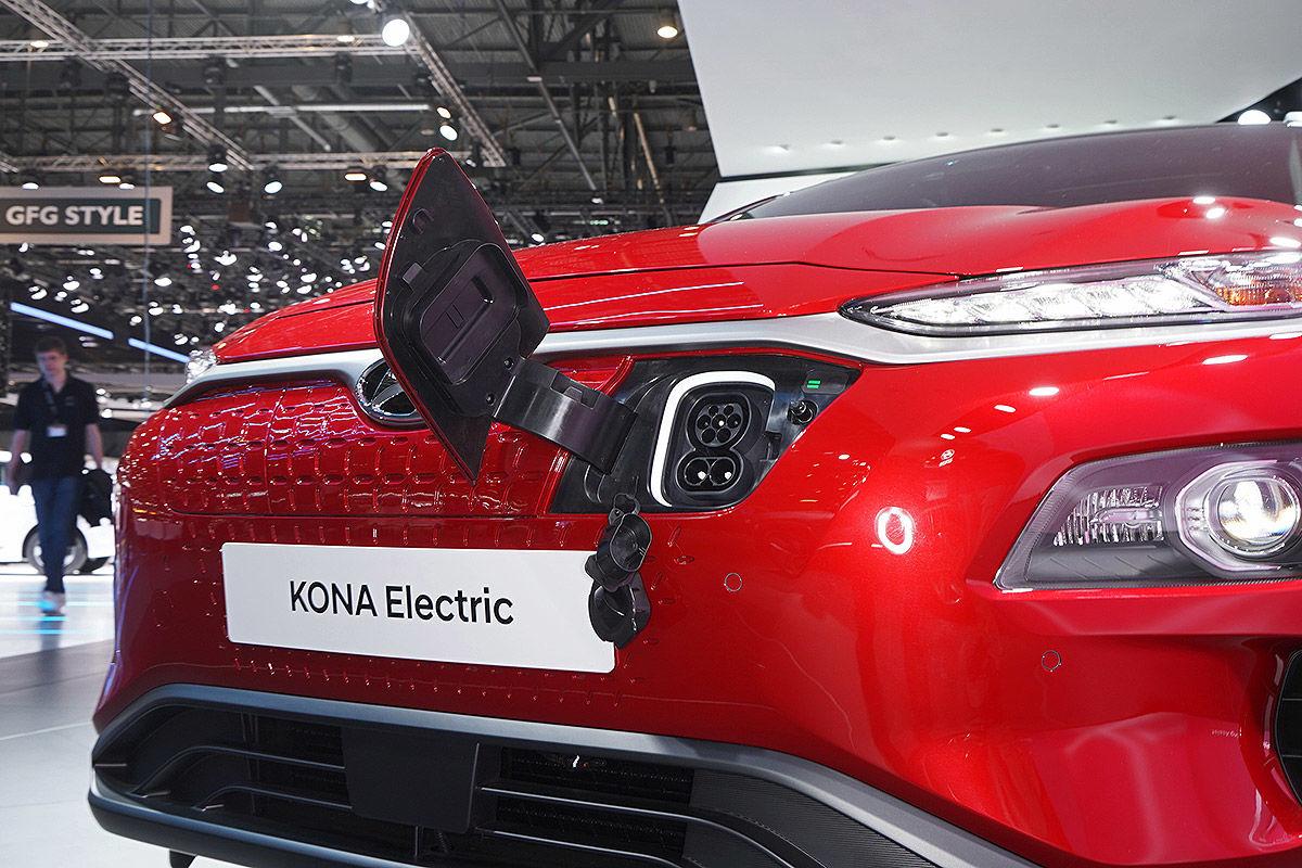 «Свежий взгляд»: обзор электрического Hyundai Kona 2