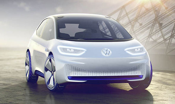 Volkswagen будет строить электромобили на 16-ти заводах 1