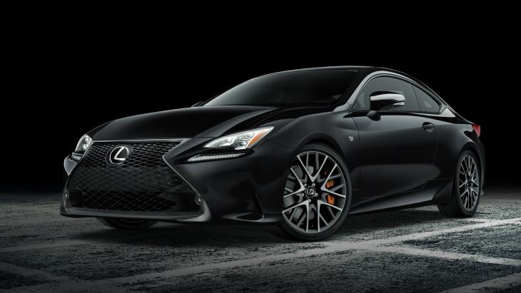 Lexus представит особое спорткупе 1