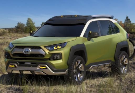 Toyota анонсировала премьеру нового RAV4 2