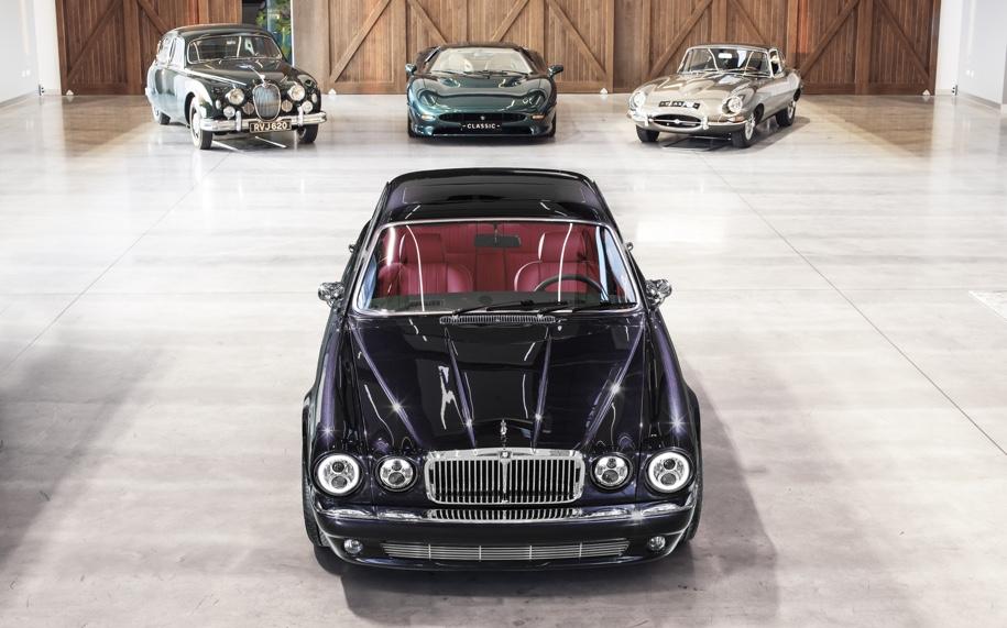 Для барабанщика известной рок-группы построили особый Jaguar 1