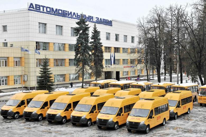 Российские «Газели» хотят завоевать весь мир 1