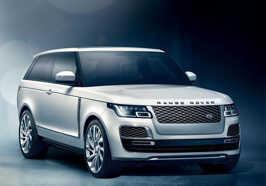 Трехдверный Range Rover удивляет динамическими характеристиками 2