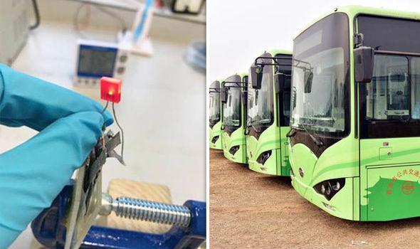 Британцы разработали новые источники энергии для электромобилей 1