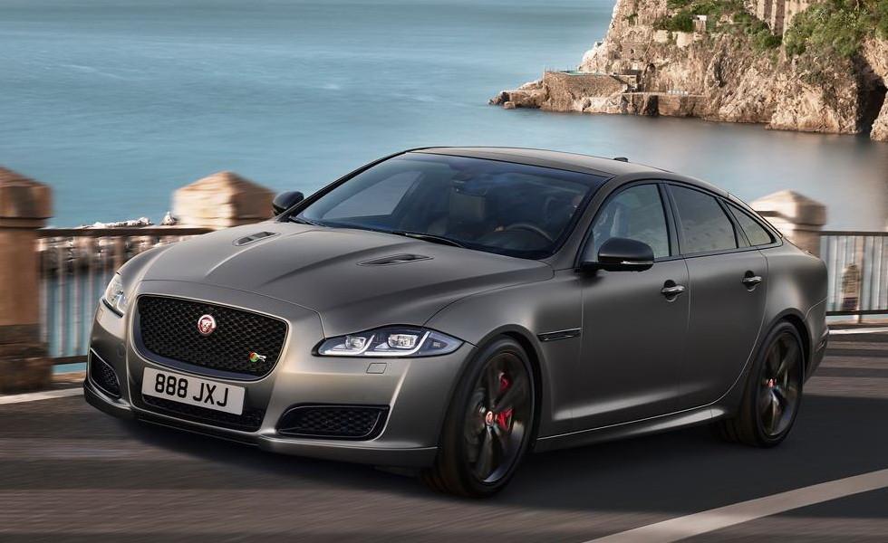 Jaguar задумался над созданием конкурента лифтбека Porsche Panamera 1