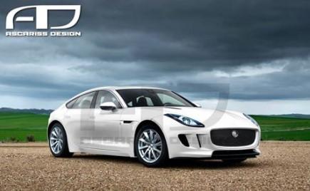 Jaguar задумался над созданием конкурента лифтбека Porsche Panamera 2