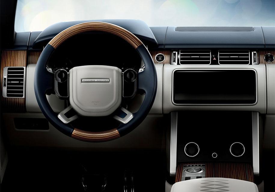 Трехдверный Range Rover удивляет динамическими характеристиками 4