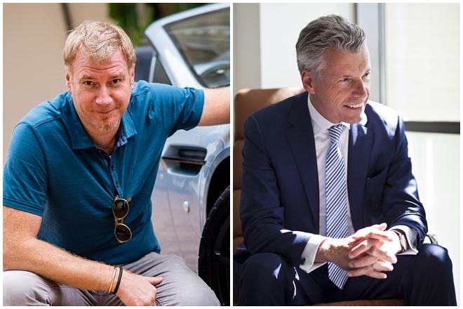 Руководители Aston Martin и Rolls-Royce повздорили в Женеве 1