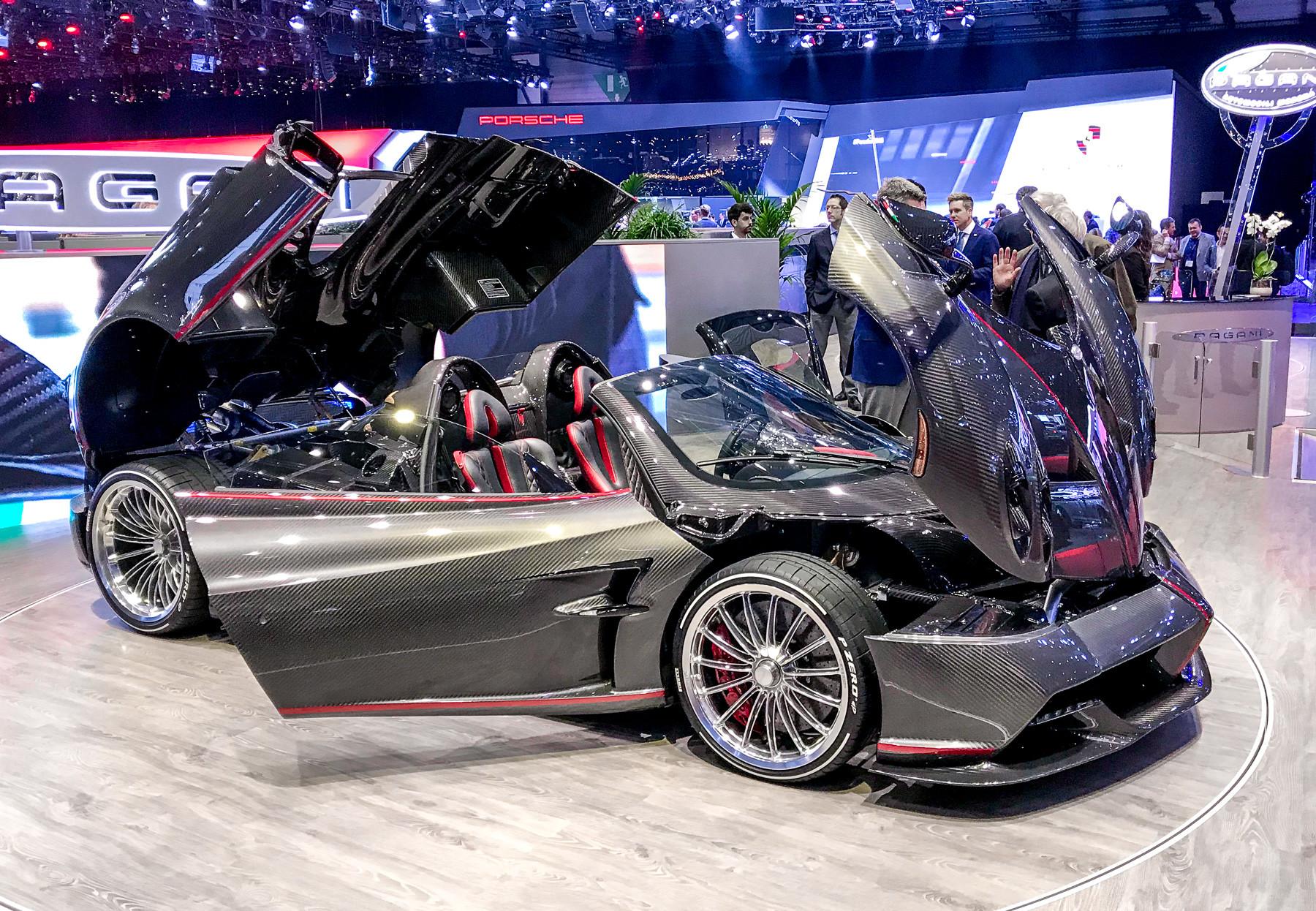 Самые необычные автомобили Женевского автосалона 5