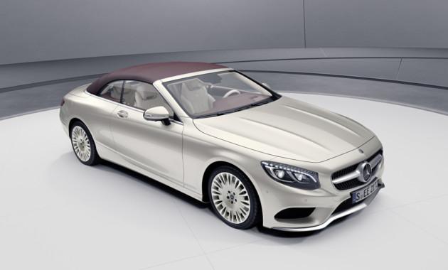 Mercedes-Benz презентовал роскошное купе, украшенное Swarovski 1