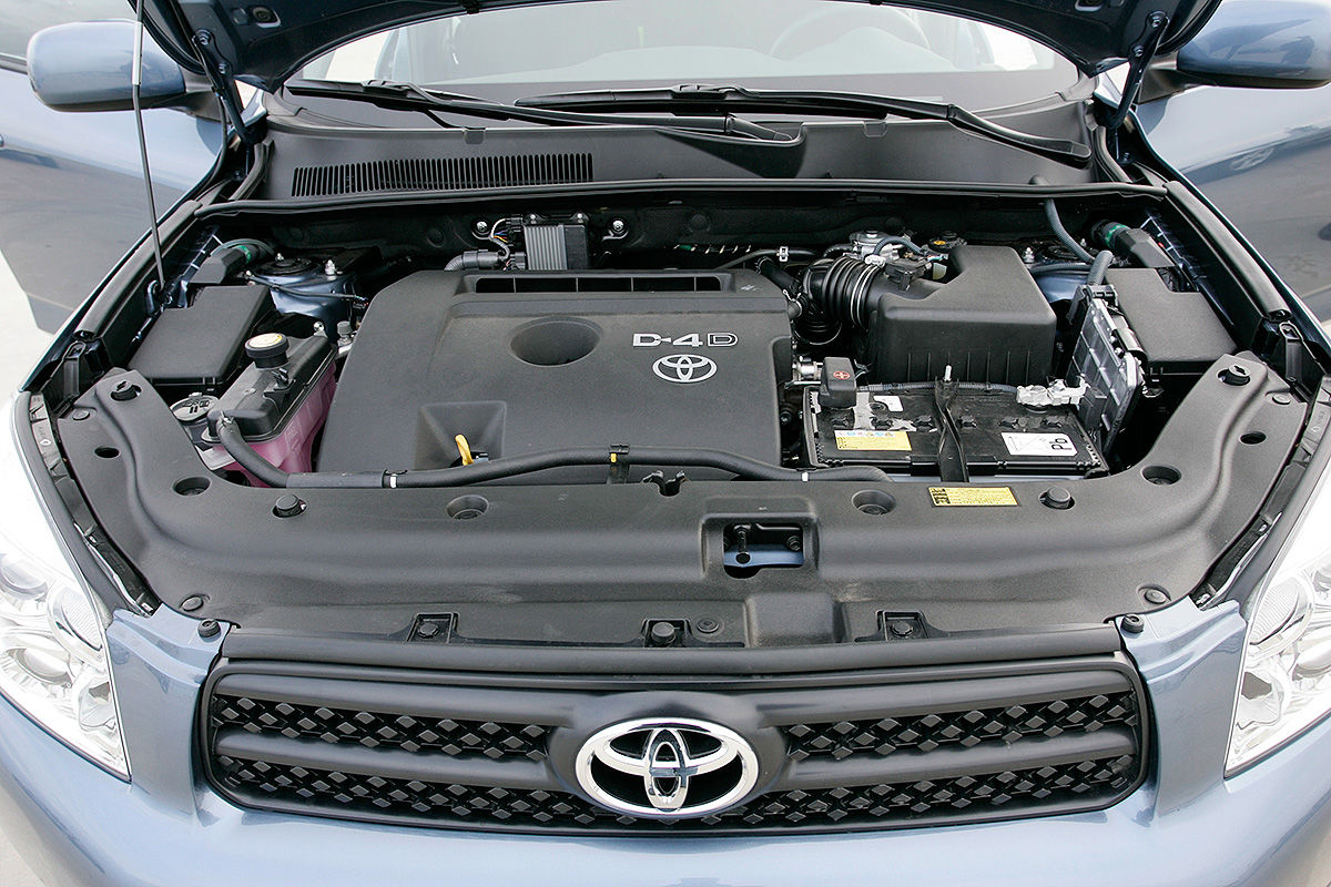 «Надежностью и не пахнет»: тест-драйв Toyota RAV4 4