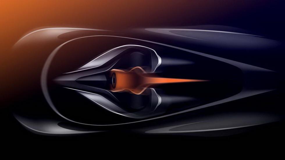 Появились новые тизеры самого быстрого McLaren в истории бренда 2
