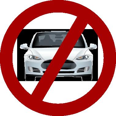 Ненавистник Tesla накинулся на владельца электрокара с топором 1