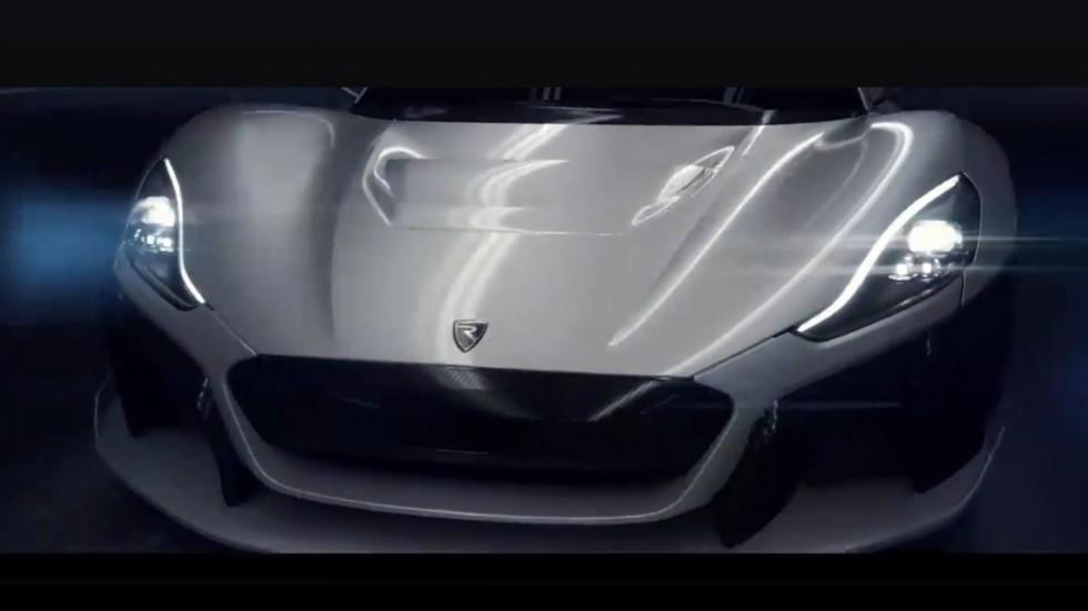 Хорваты продемонстрировали свой новый суперкар 1