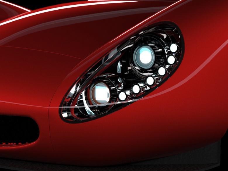 Итальянцы заявляют, что построили автомобиль с «максималкой» в 500 км в час 2