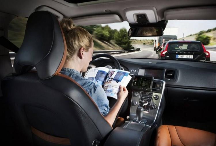 Автомобилям без водителей дали «зеленый свет» 1