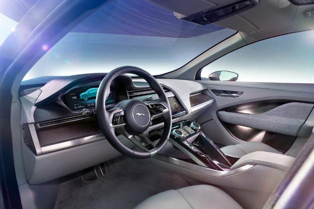 Jaguar раскрыл дату премьеры модели I-Pace 2