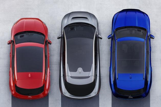 Jaguar раскрыл дату премьеры модели I-Pace 1
