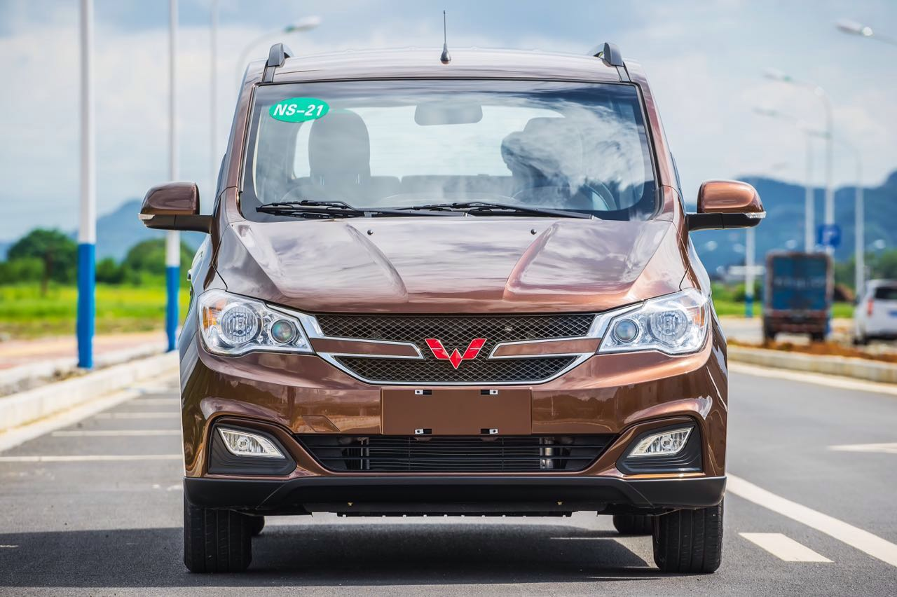Самым популярным автомобилем в Китае стал «американский» минивэн 1